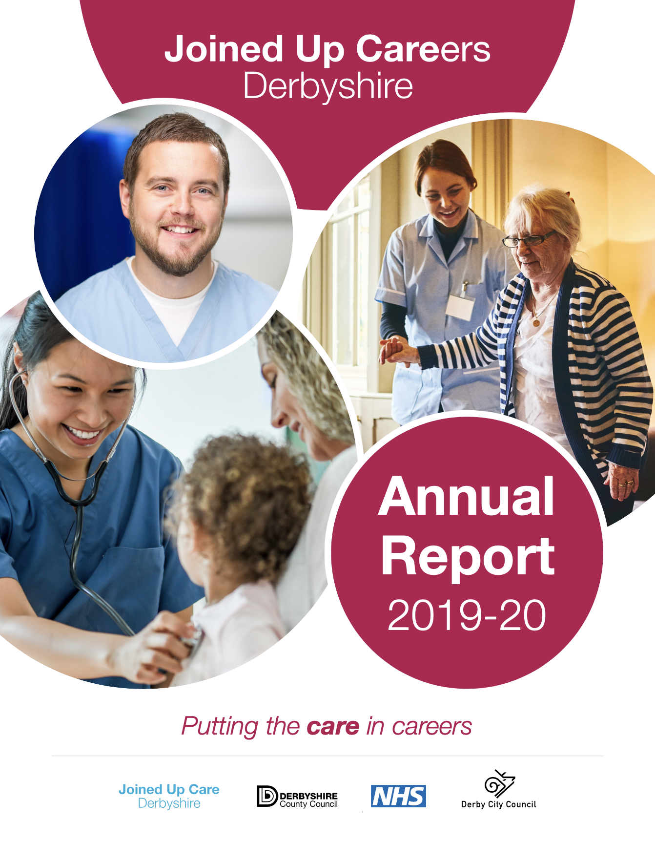 Joined Up Careers Derbyshire launches first annual report